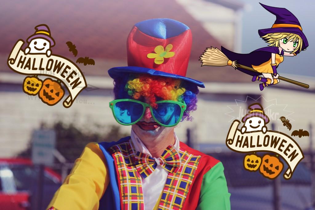 Halloween Day Dress Ideas for Husband