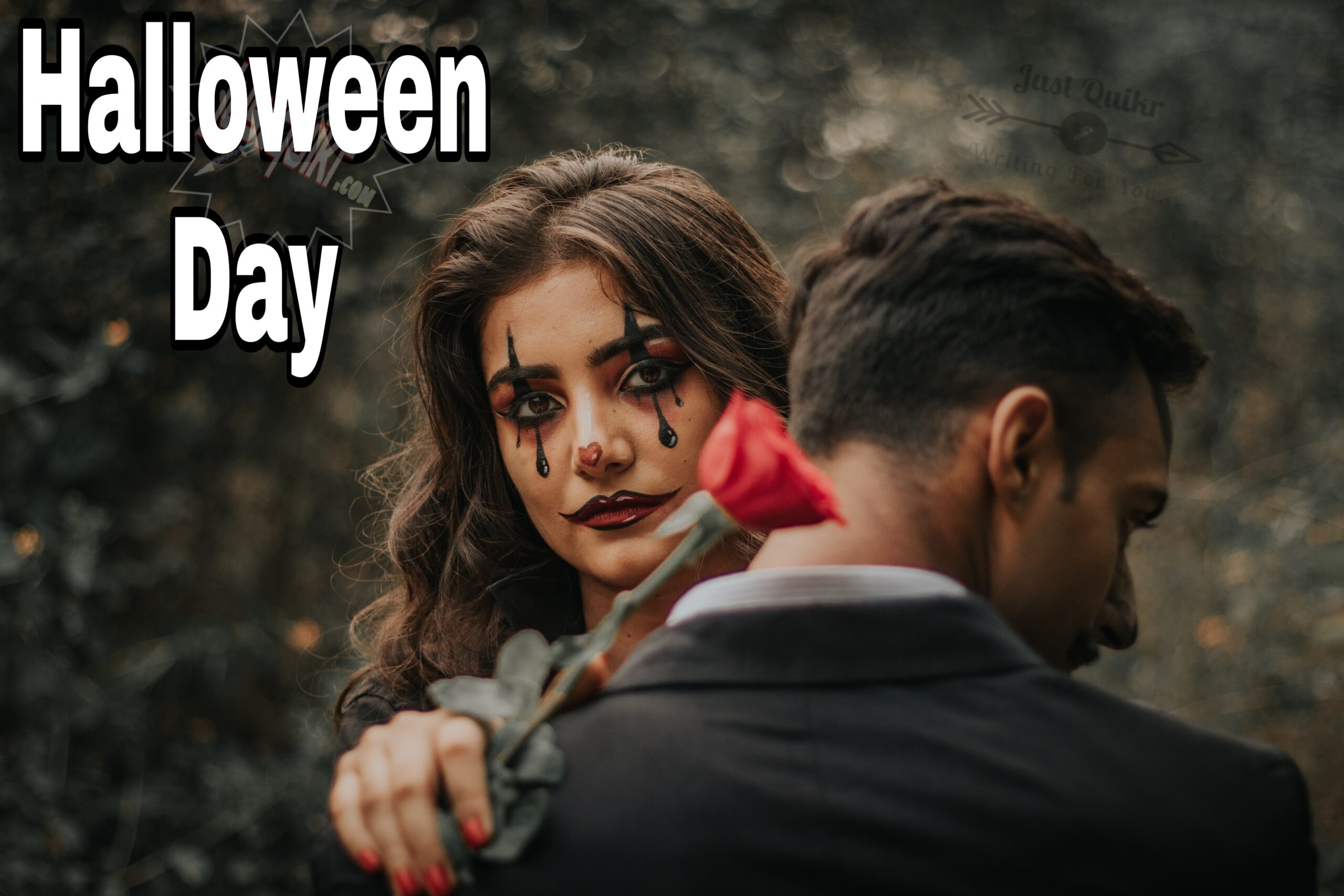 Halloween Day Dress Ideas for Lovers