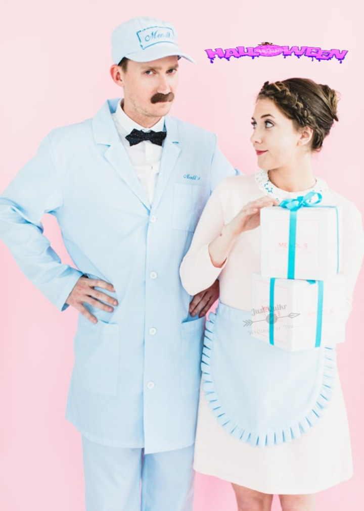 Halloween Day Dress Ideas for Males and Females