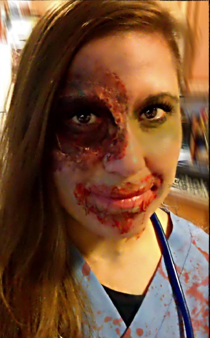 Halloween Day Dress Ideas for Nurses