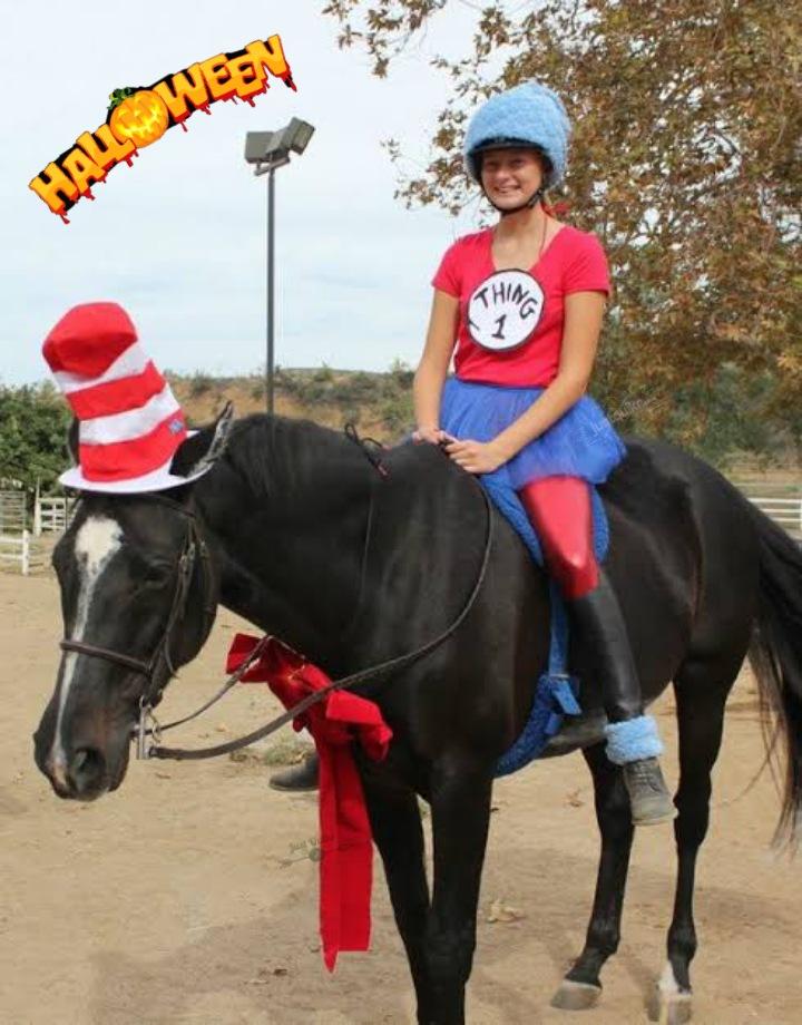 Halloween Day Dress Ideas for Rider
