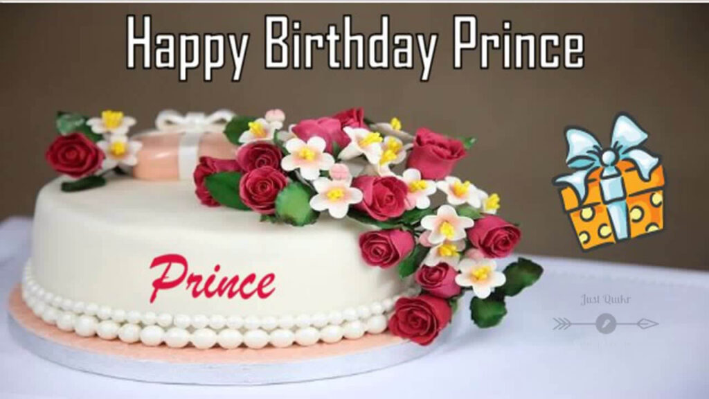 Special Unique Happy Birthday Cake HD Pics Images for Prince