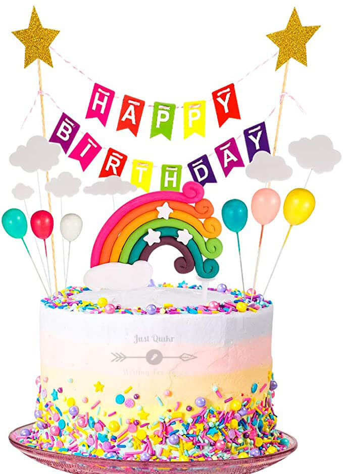 Special Unique Happy Birthday Cake HD Pics Images for Women