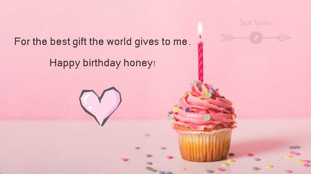 Happy Birthday Cake HD Pics Images with Shayari Sayings for Daughter in English