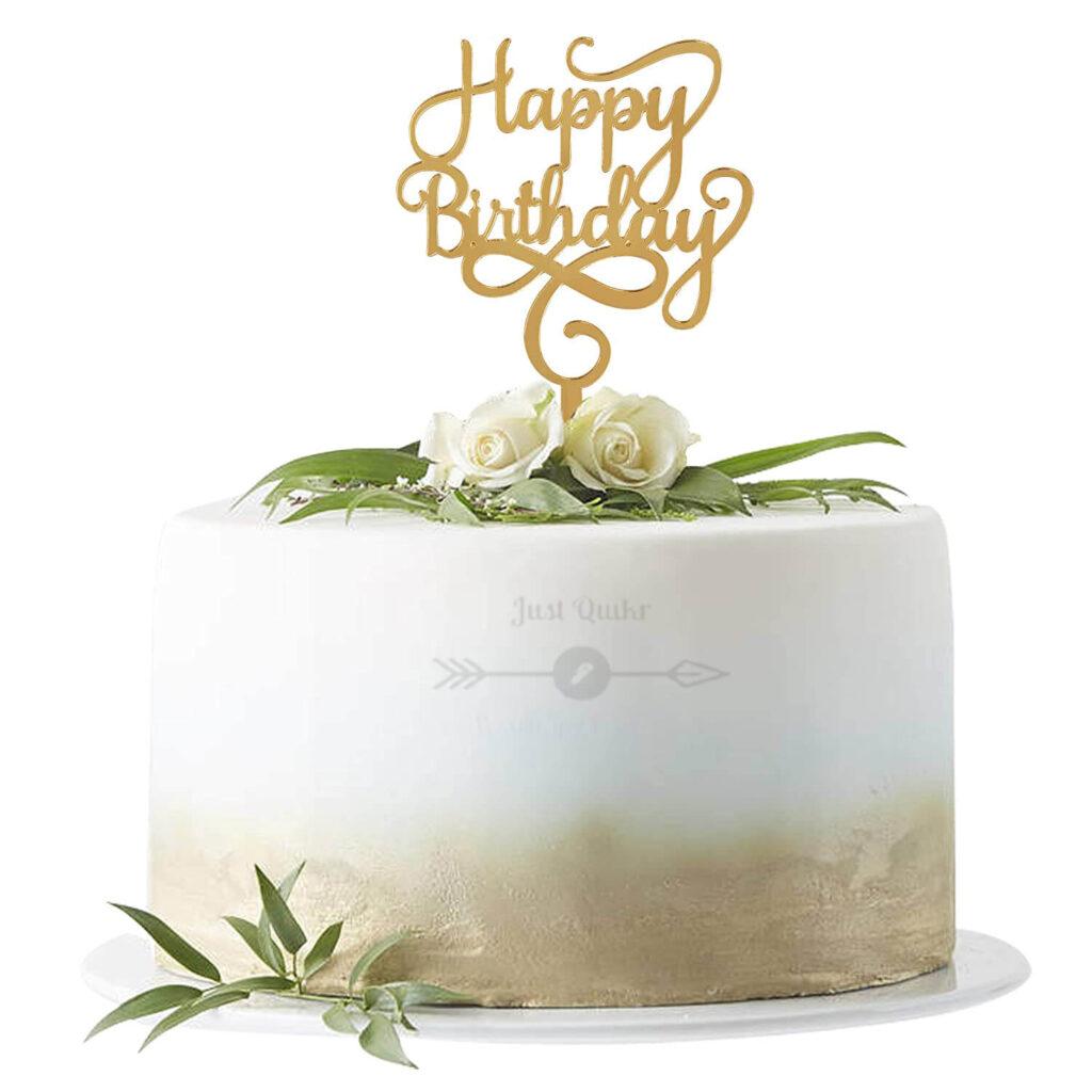 Special Unique Happy Birthday Cake HD Pics Images for Boyfriend