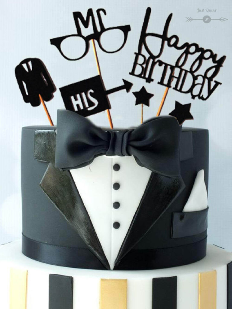 Special Unique Happy Birthday Cake HD Pics Images for Father