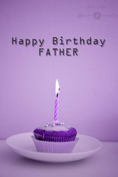 Special Unique Happy Birthday Cake HD Pics Images for Father in English