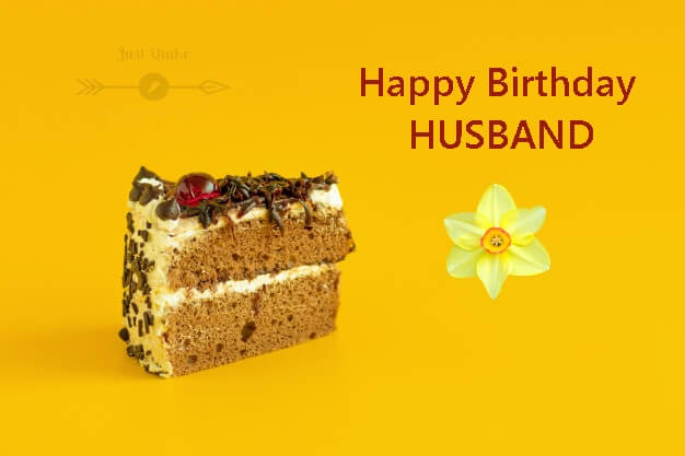 Special Unique Happy Birthday Cake HD Pics Images for Husband in Hindi