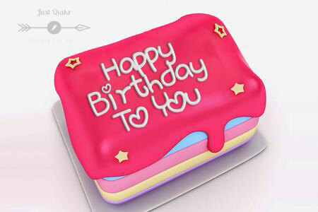 Special Unique Happy Birthday Cake HD Pics Images for Your Lover