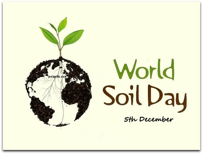 World Soil Day History and Background