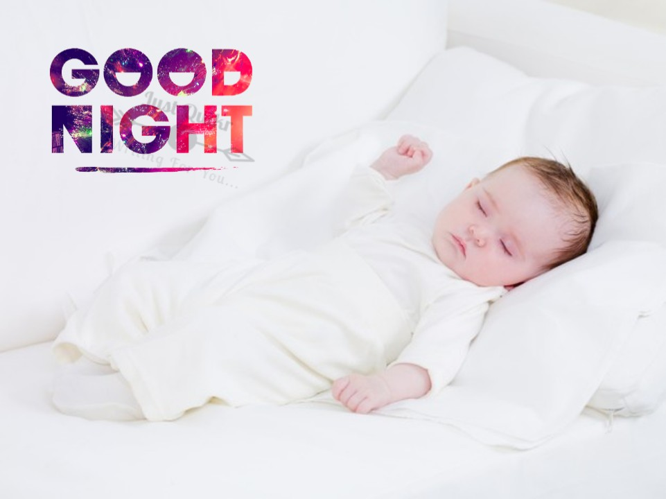 Good Night HD Pics Images For Baby