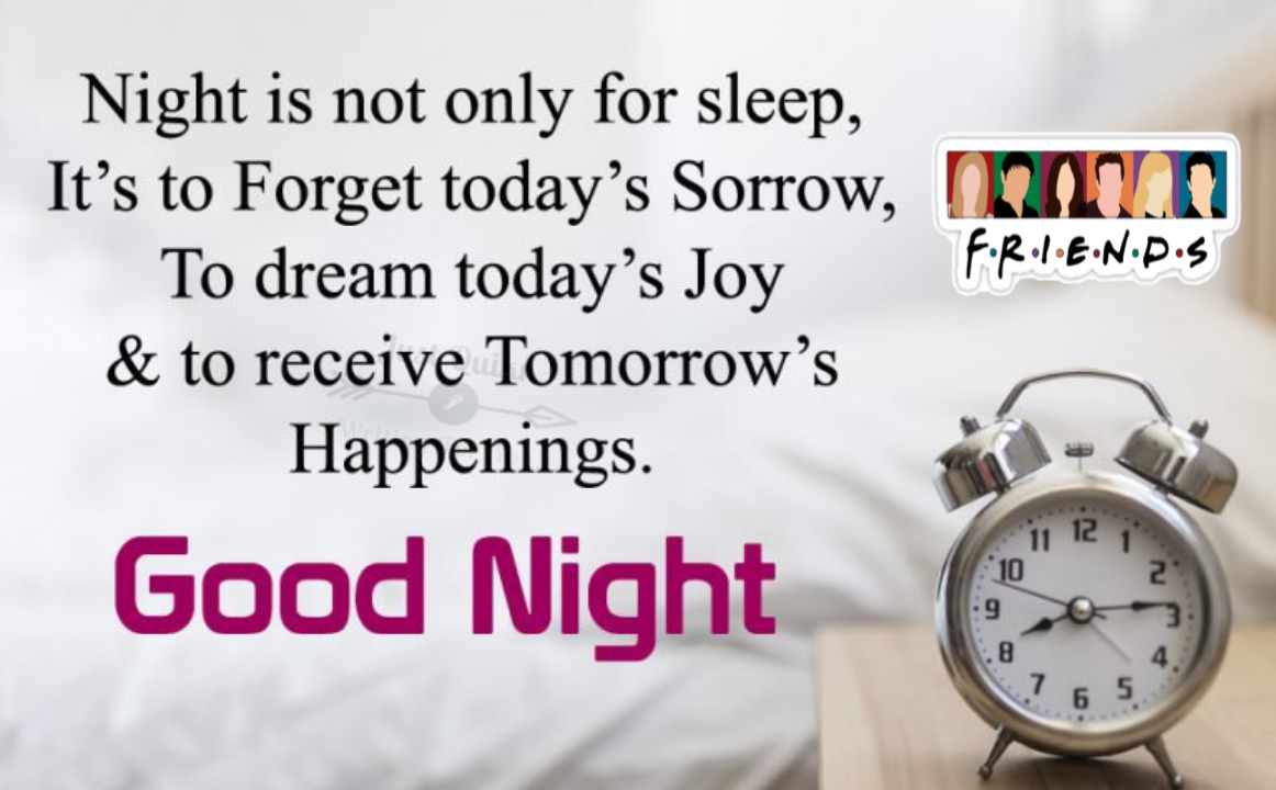 Good Night HD Pics Images For a Sweetfriend