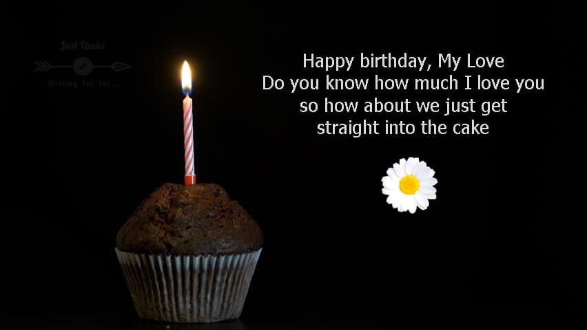 Happy Birthday Romantic Shayari HD Pics Images