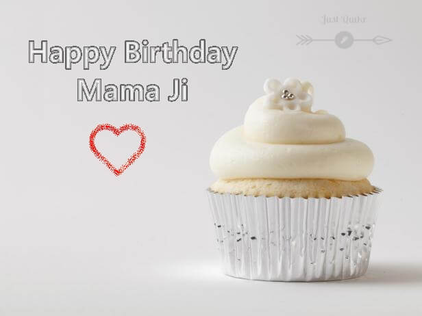 Special Unique Happy Birthday Cake HD Pics Images for Mama Ji