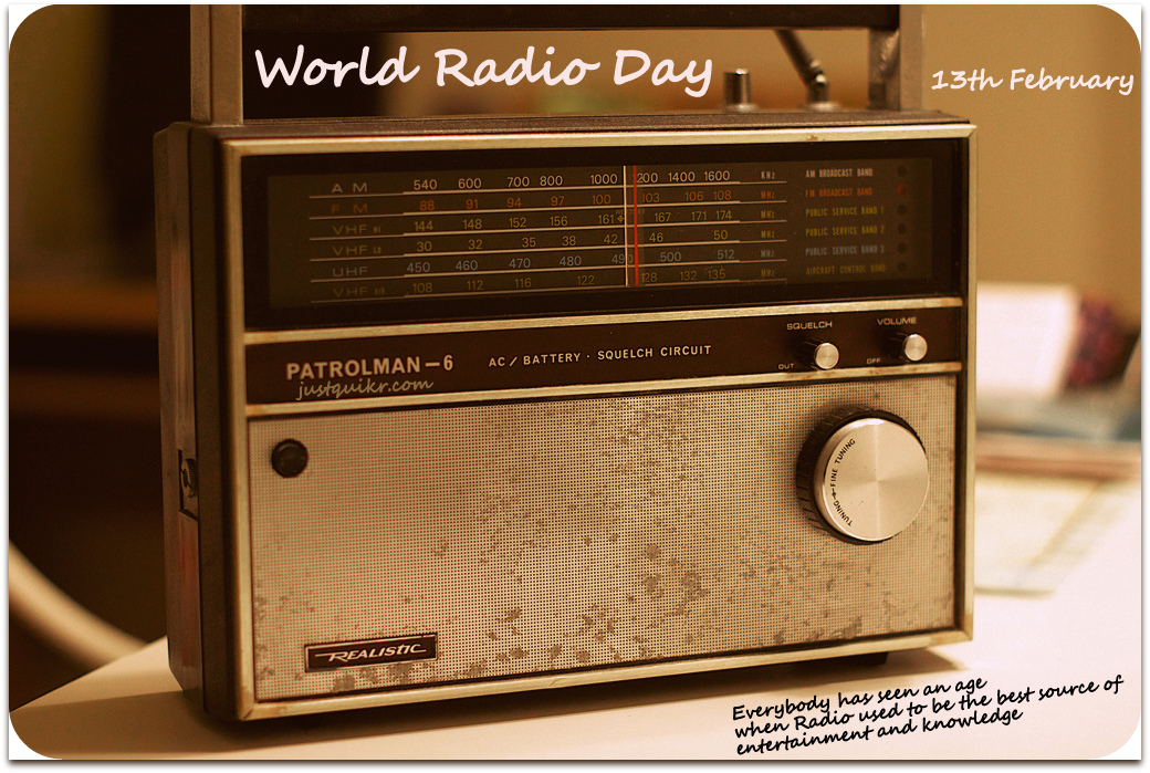 World Radio Day History and Facts
