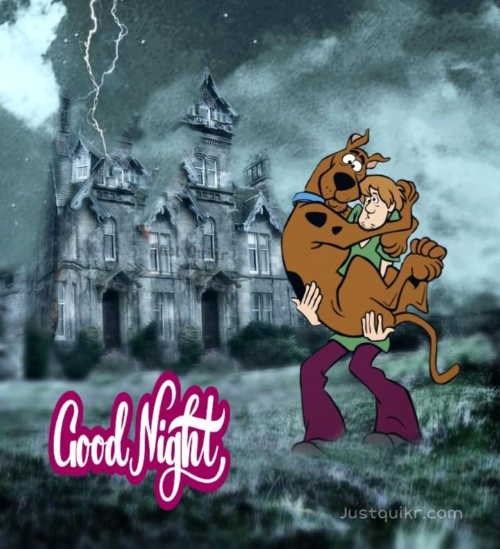 Good Night HD Cartoon Pics Images