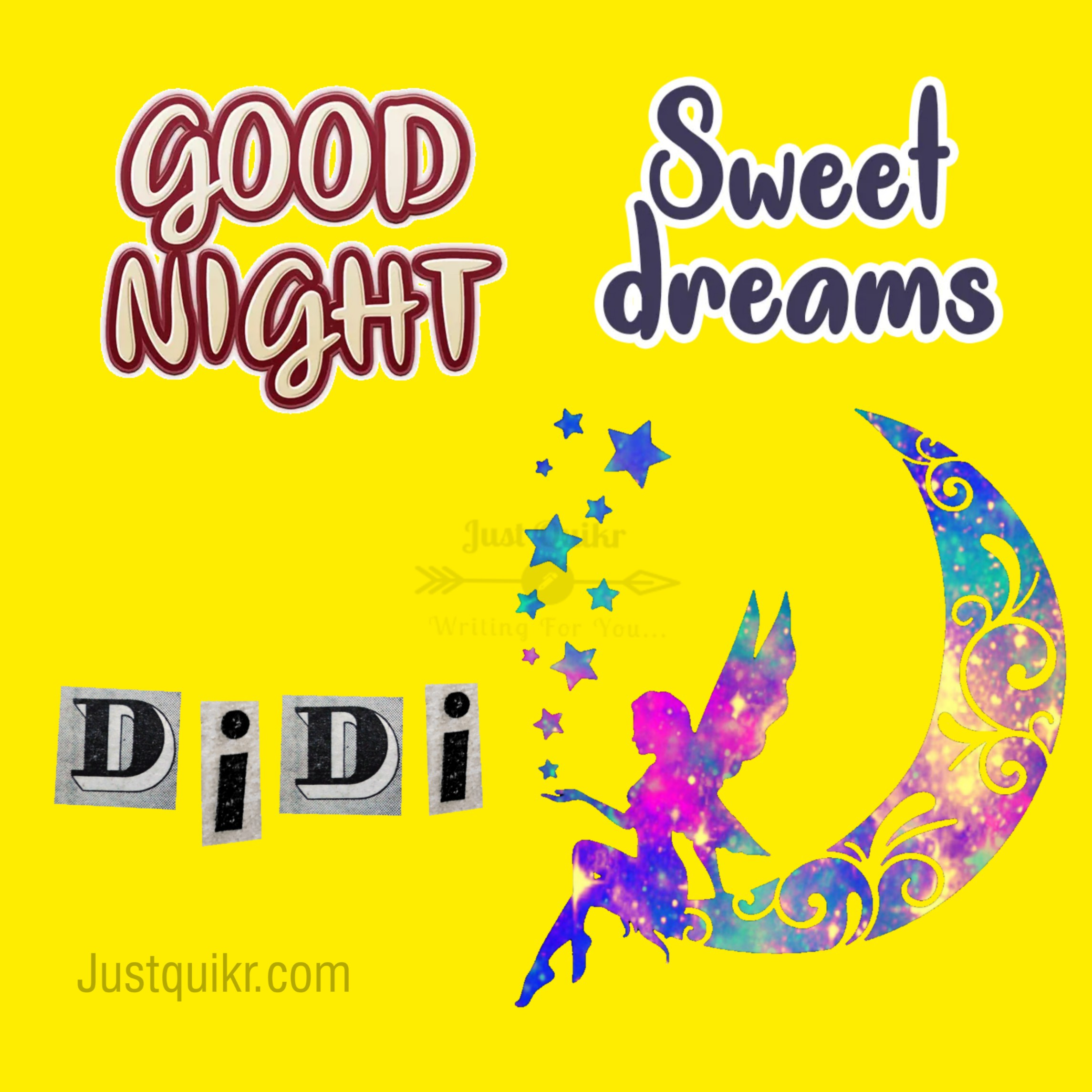 Good Night HD Pics Images For Didi