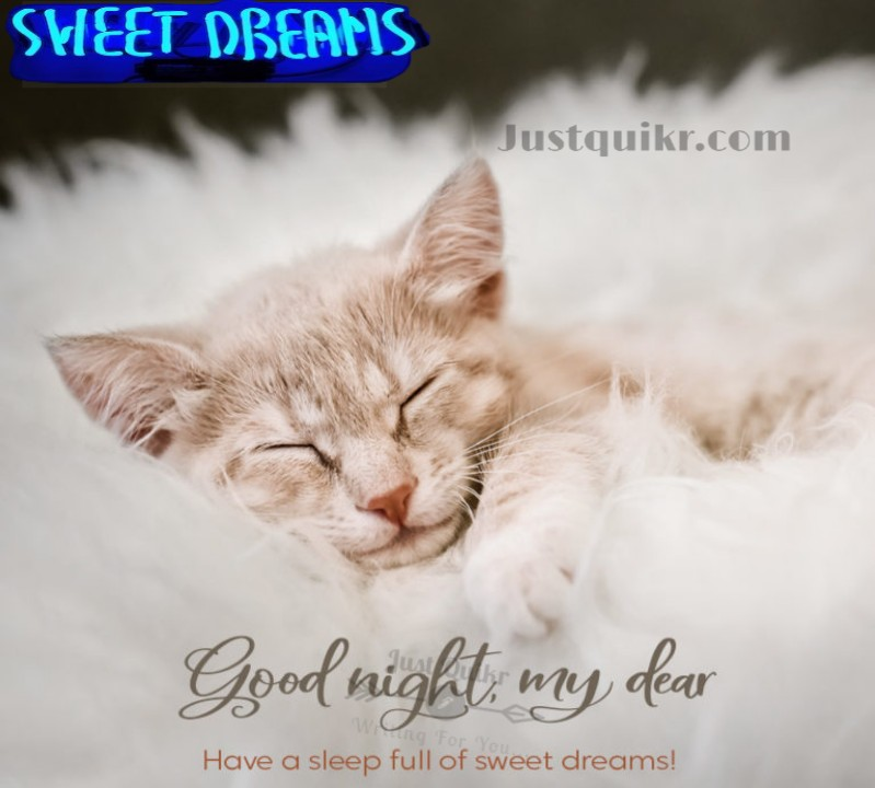 Good Night HD Pics Images in English