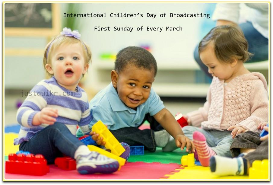 International Children's Day of Broadcasting