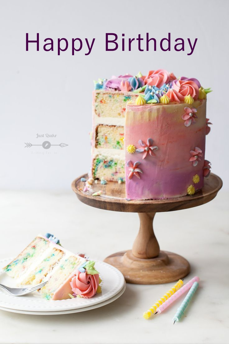 Special Happy Birthday Cake HD Pic Image for Best Teacher