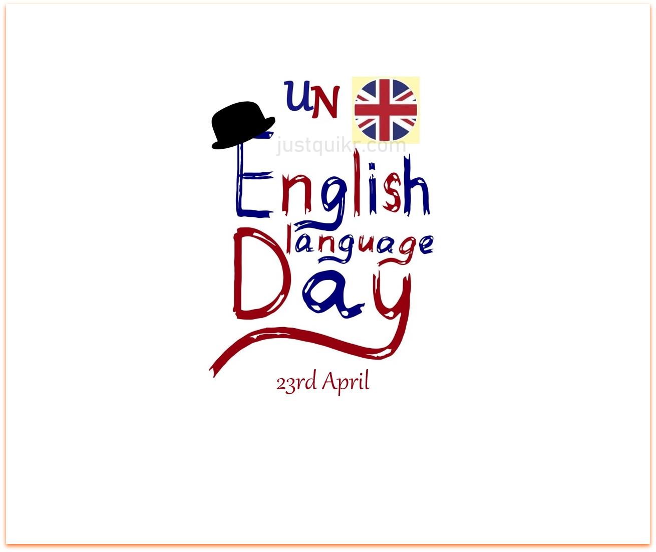 UN English Language Day