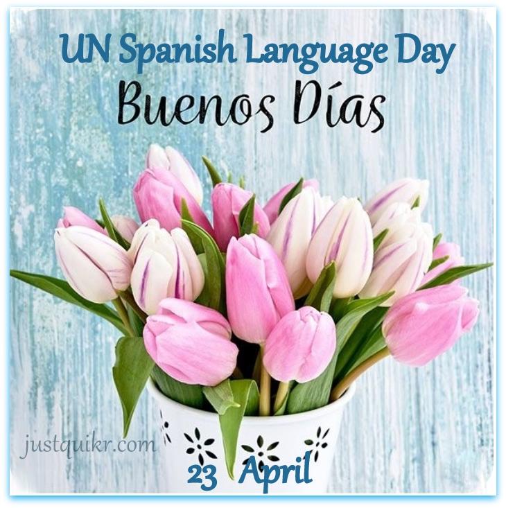 UN Spanish Language Day
