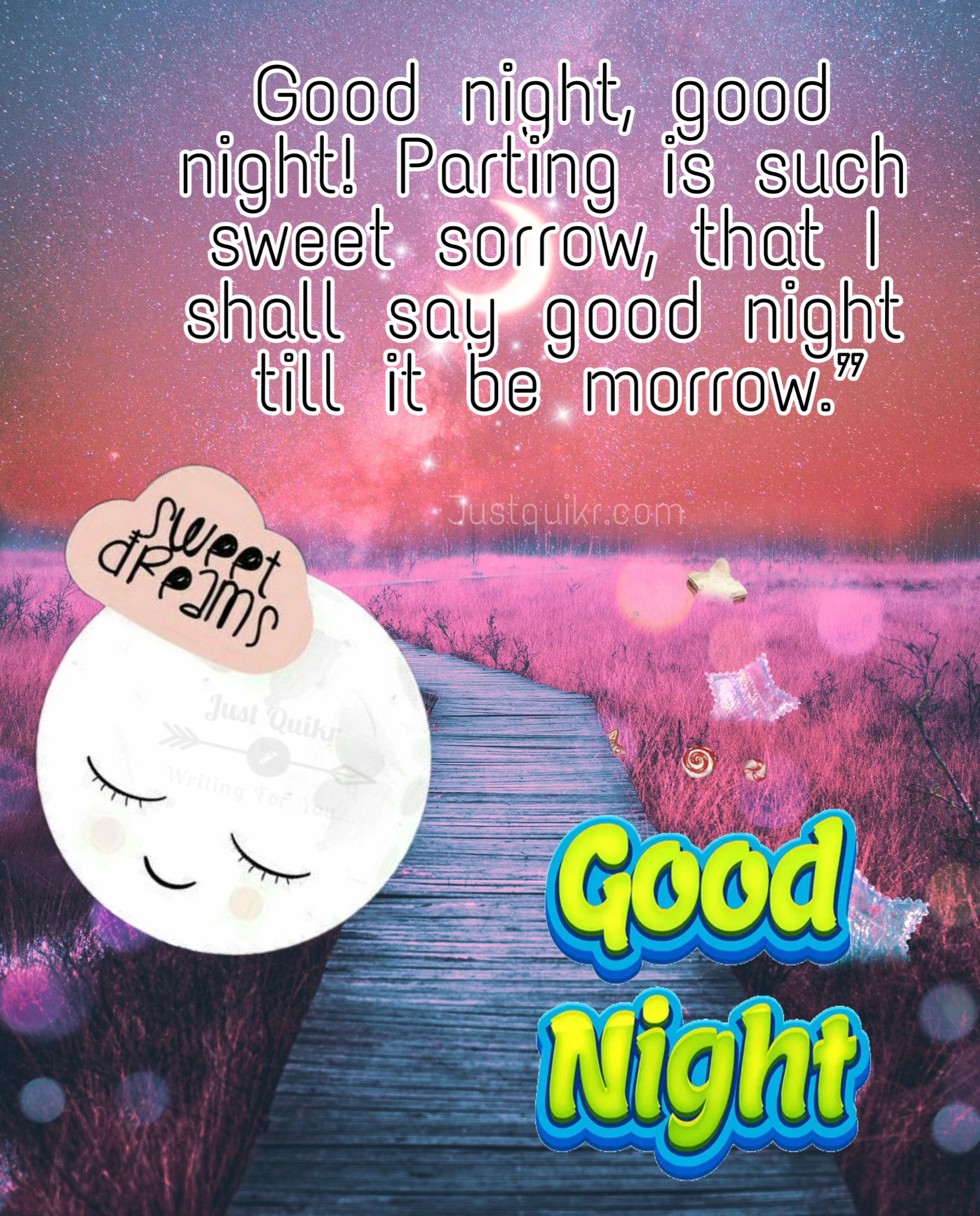 Good Night HD Pics Images For Family