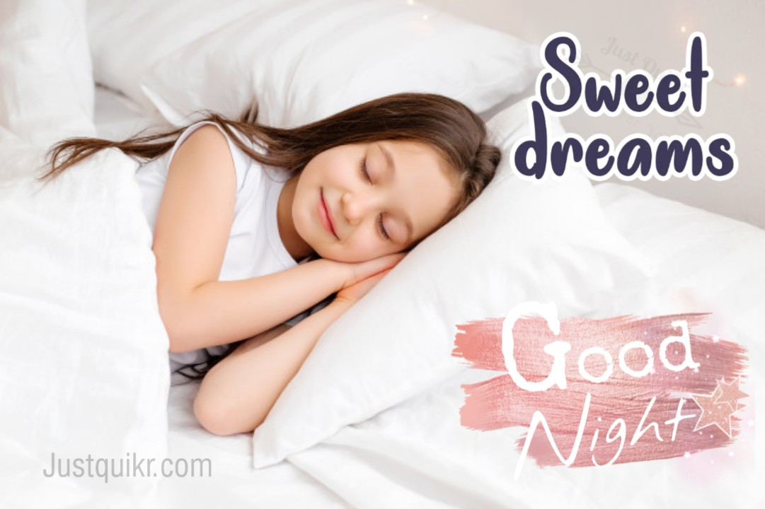Good Night HD Pics Images For Girl