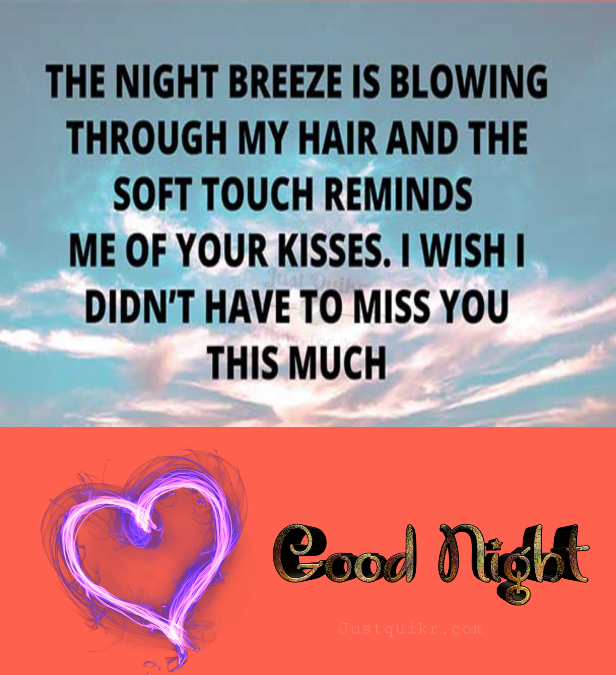 Good Night HD Pics Images For Her With Love