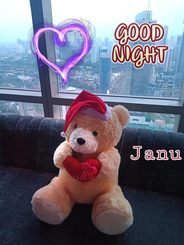 Good Night HD Pics Images For Janu