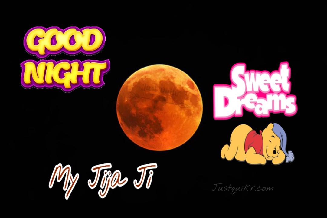 Good Night HD Pics Images For Jiju Ji