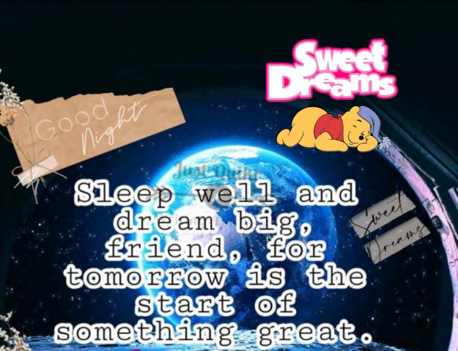 Good Night HD Pics Images For True Friend