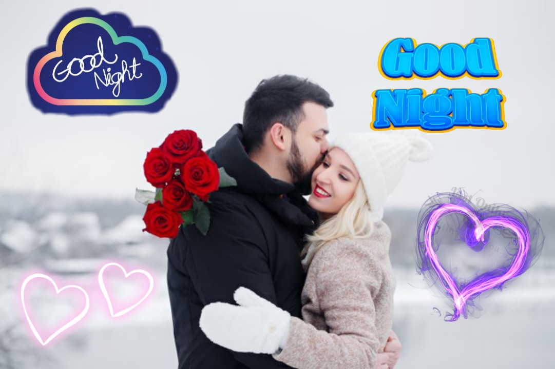 Good Night HD Pics Images For Valentine