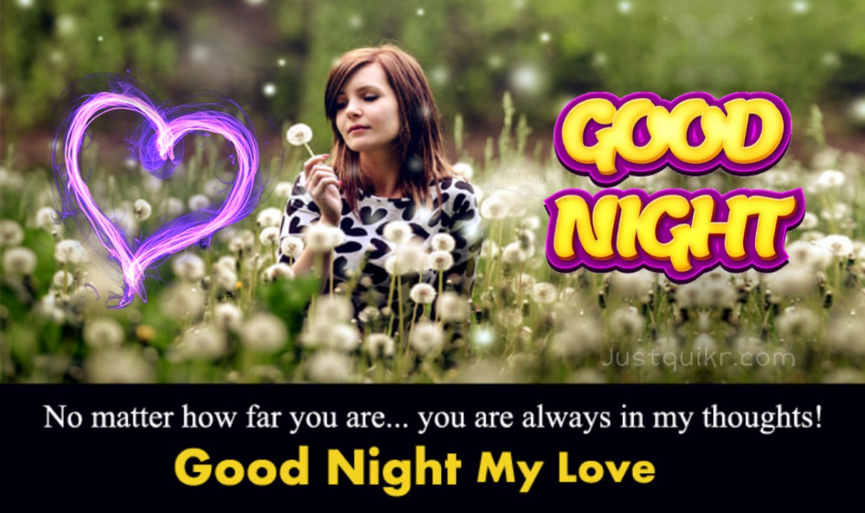 Good Night HD Pics Images For Wife