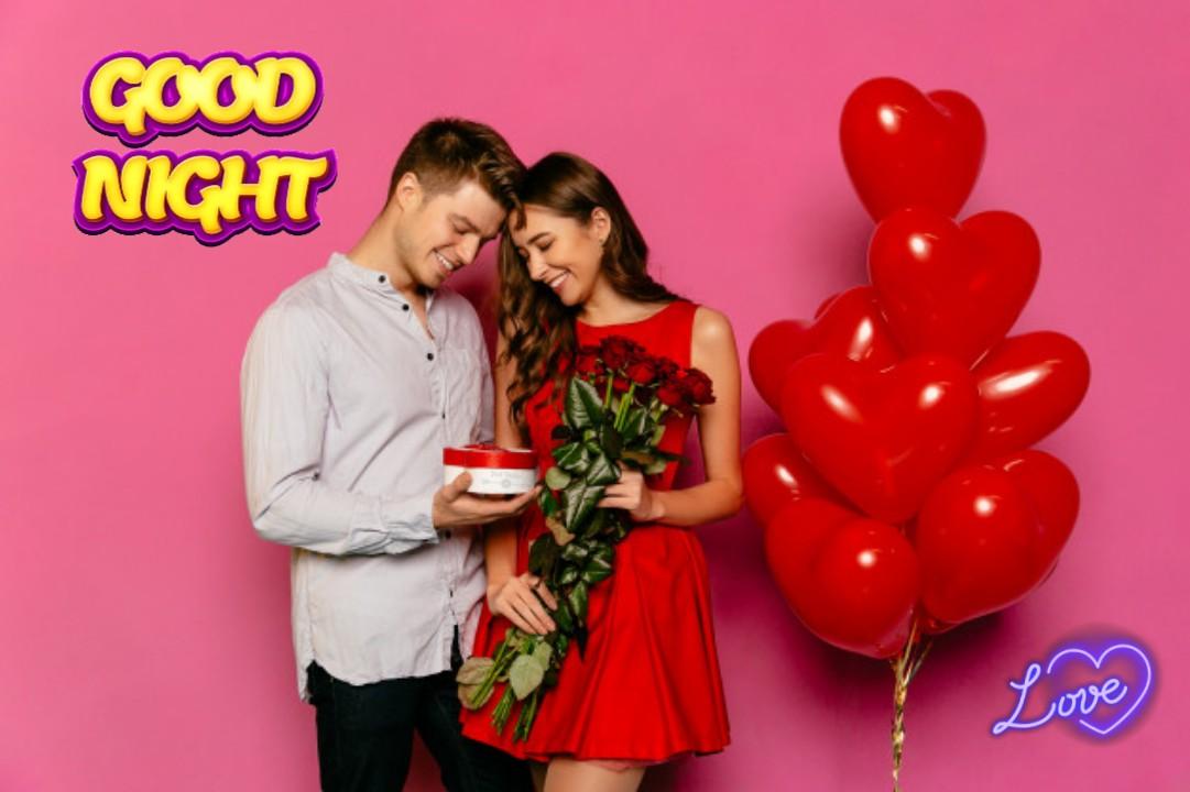 Good Night Romantic HD Pics Images