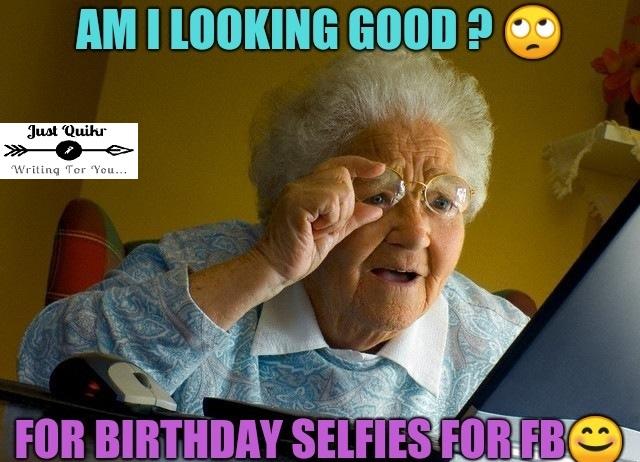 Birthday memes for old women friend