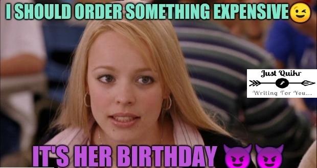 Birthday memes for women friend