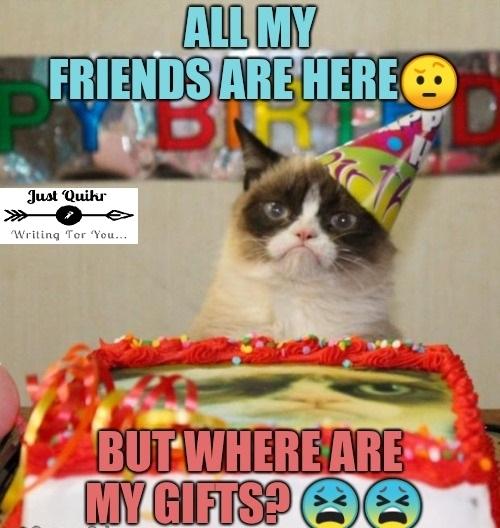 Cute birthday meme images