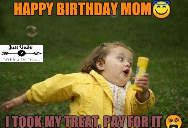 Happy Birthday Memes for Mom