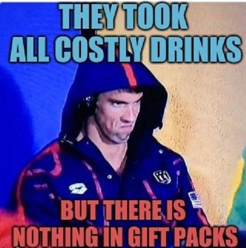 Birthday meme for drinker friend