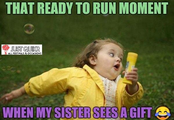 Birthday meme for sister