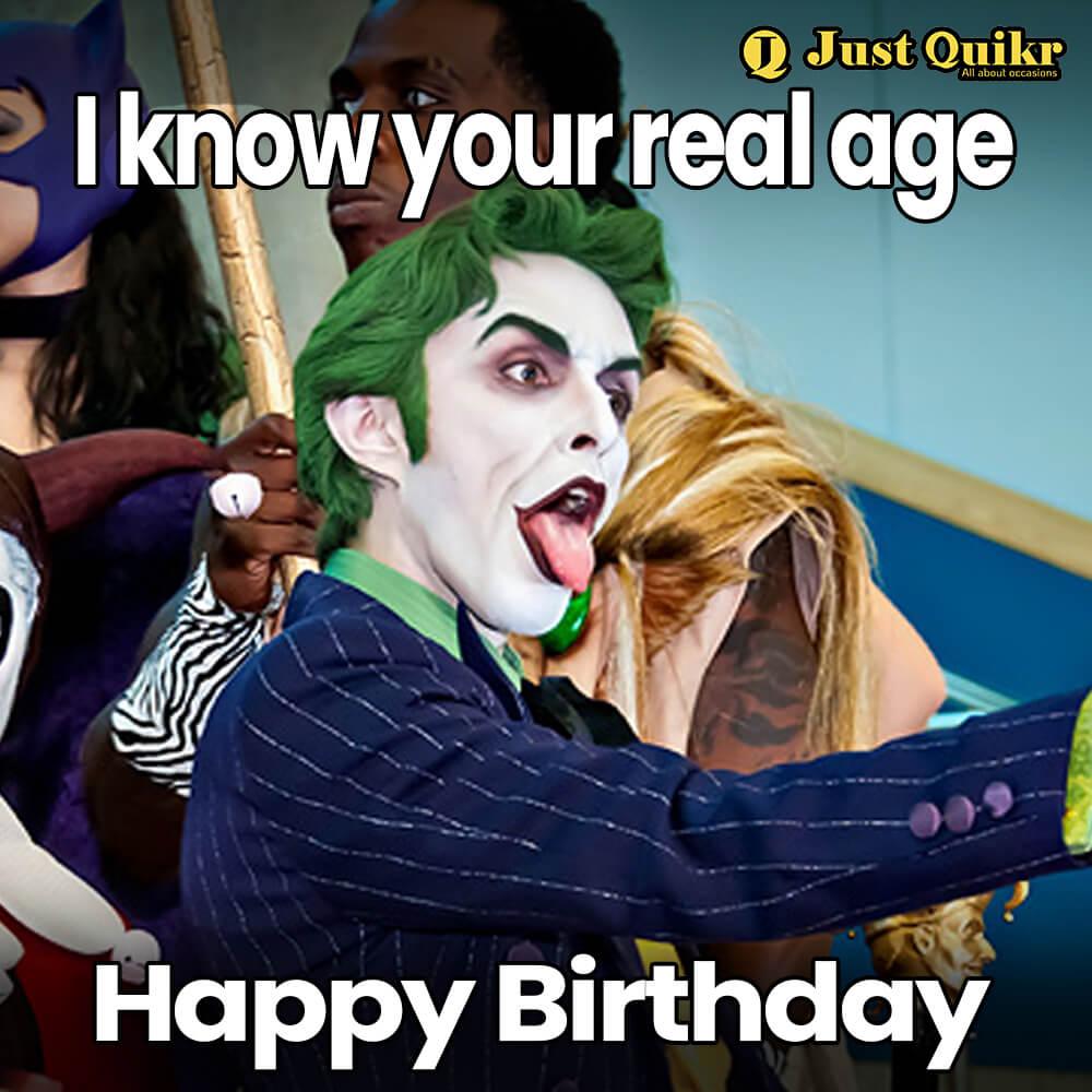 Happy Birthday Meme - 01