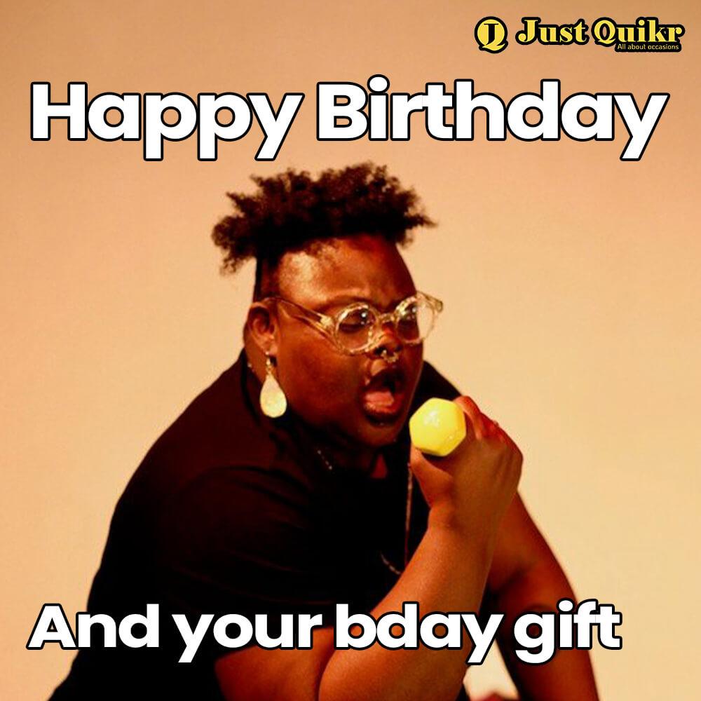 Happy Birthday Meme - 07