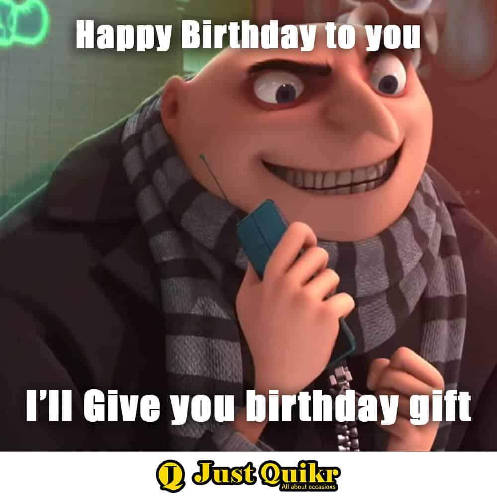 Happy Birthday Meme - 38