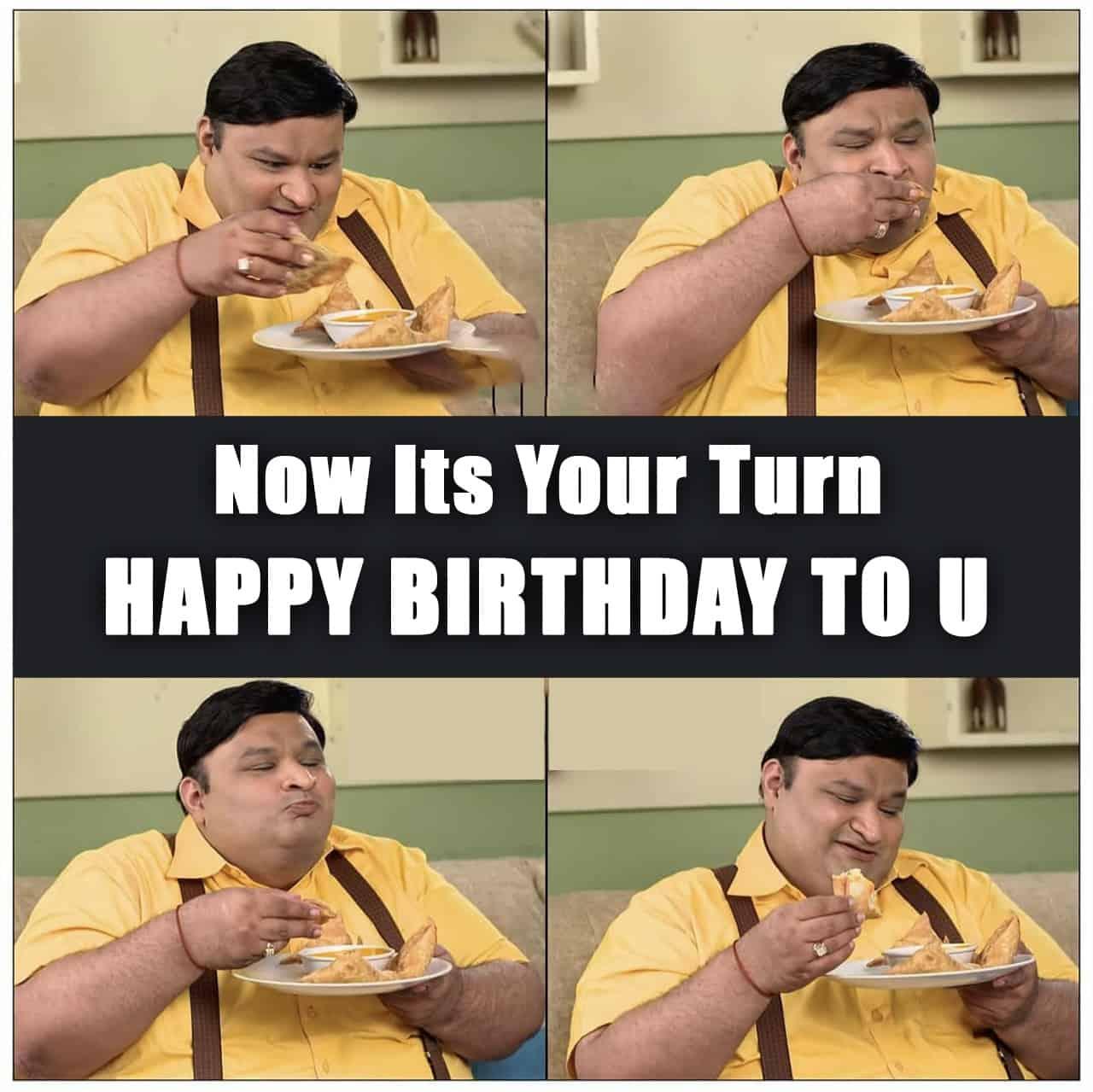 Happy Birthday Meme - 47