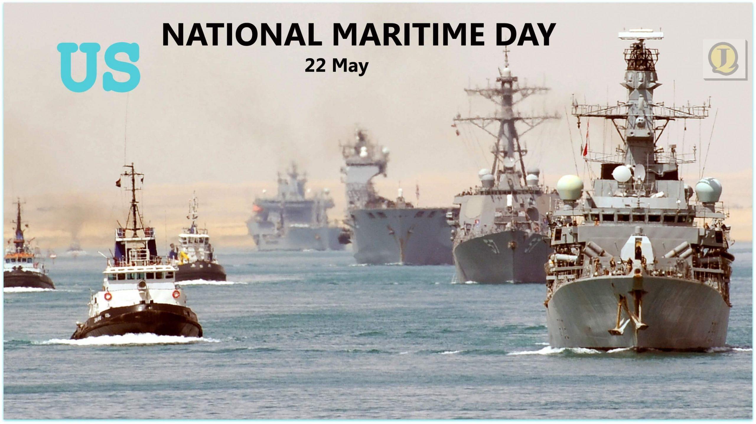 United States National Maritime Day