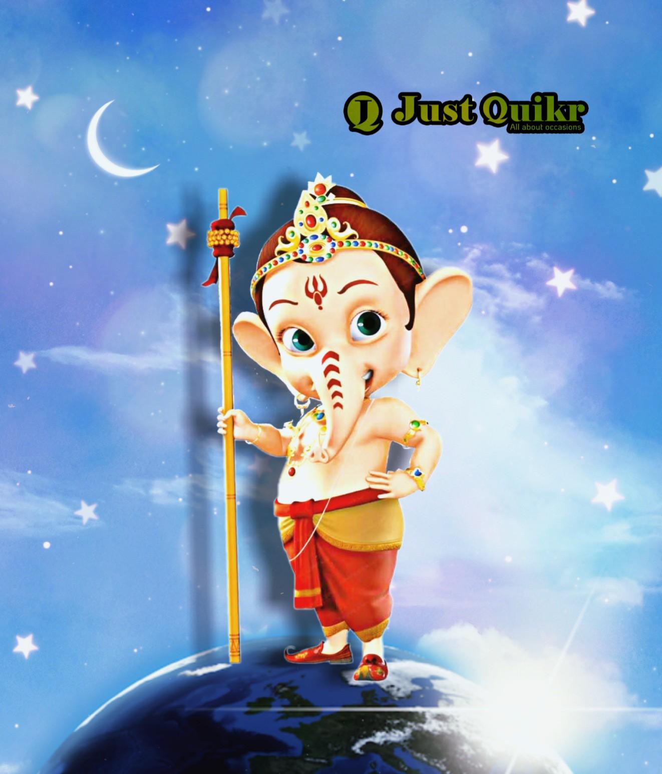 Ganesh Chaturthi Wishes 2021 in Hindi